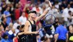 Sharapova Dispatches Ostapenko in Third Round