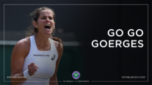 Goerges Goes Into Her First Top Four
