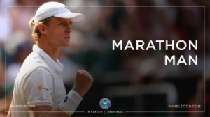 Anderson Wins the Epic Battle to Reach First Wimbledon Final