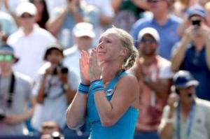 Bertens Saves Championship Point to Win Her First Premier