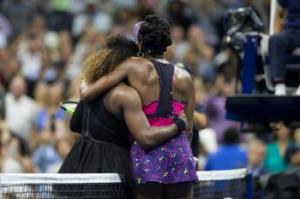 Serena Beats Sister Venus in 30th Showdown