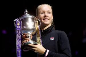 Kiki Bertens Executes Perfect Tennis to Claim St. Petersburg