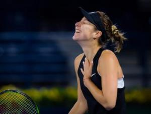 Courage is the Key for Bencic to Win Dubai