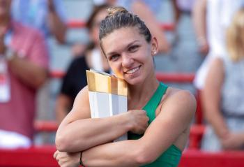 Halep Overcomes Stephens to Capture Rogers Cup